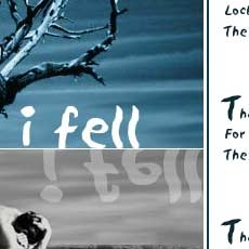Thumbnail of I Fell.